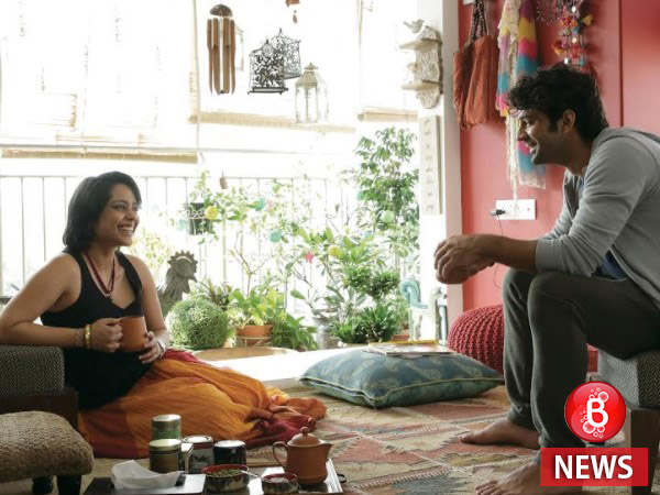 Why were Barun and Shahana asked not to use social media on sets?