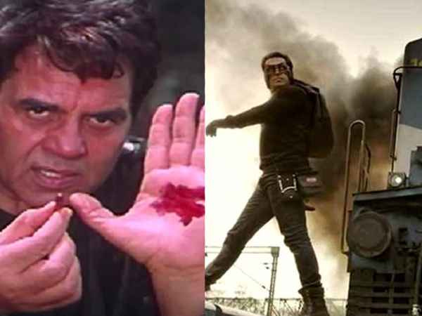 Bollywood stunts that were so devoid of logic, you'd say WTF!