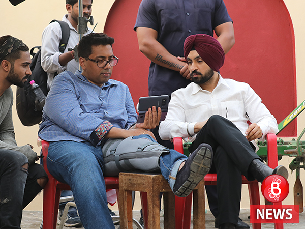 Director Chakri Toleti of Sonakshi and Diljit-starrer suffers injury
