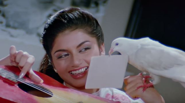 Handsome (pigeon in 'Maine Pyar Kiya')