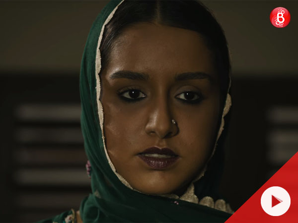 Shraddha is simply amazing in this new dialogue promo of 'Haseena Parkar'