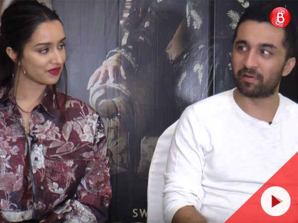 Watch: When real-life emotions took over Shraddha and Siddhanth while shooting for 'HP'