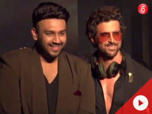 Watch: Hrithik Roshan's new hipster avatar might make you feel a tad uneasy
