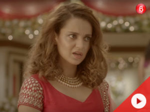 Watch: Kangana Ranaut shows the true face of Bollywood, once again