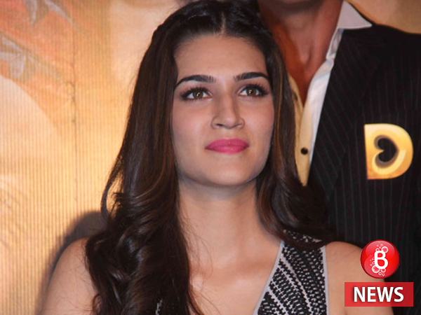 'I have not faced the casting couch', says Kriti Sanon