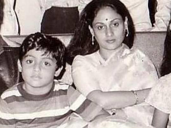 Did you know? Little Abhishek Bachchan found his mother's films very depressing