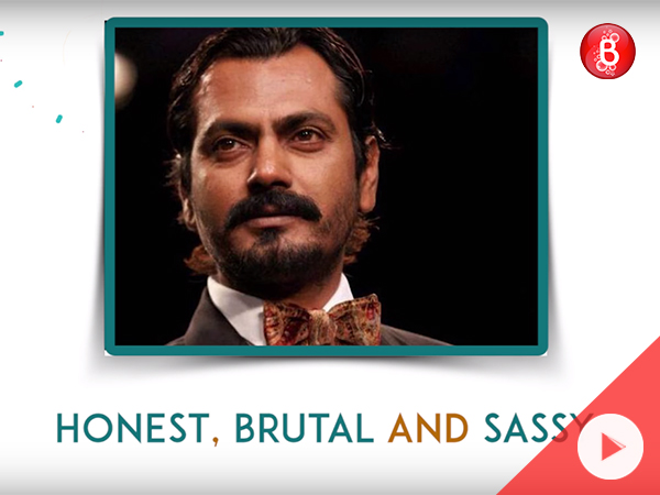 #BollywoodSass: Nawazuddin Siddiqui's sass bombs are always epic