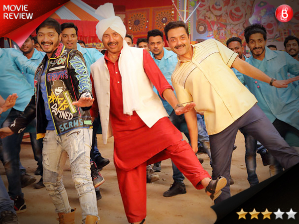 Poster Boys movie review: This one is a laugh riot!