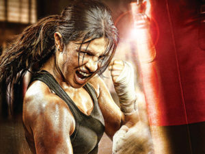 Priyanka Chopra in 'Mary Kom'
