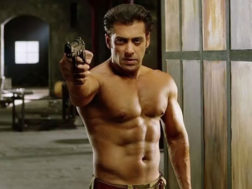 Salman Khan in 'Wanted'