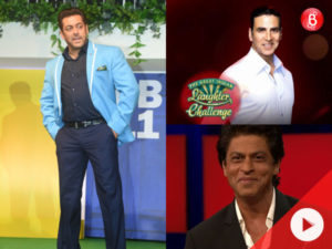 Salman Khan speaks up on competition with Shah Rukh Khan and Akshay Kumar