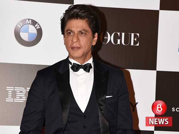 SRK reveals about some 20-30 women important to him