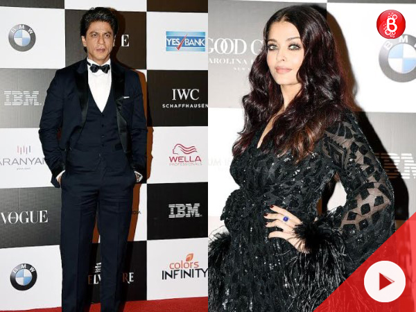 Watch: SRK, Aishwarya and others sizzle at Vogue Women of the Year Award