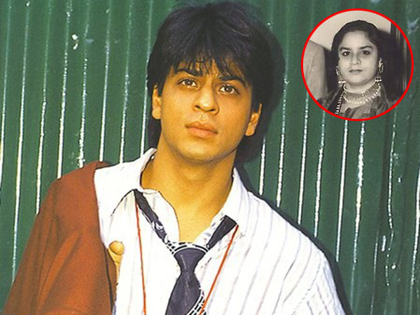 When Shah Rukh Khan's mother didn't recognise him, and couldn't see his work
