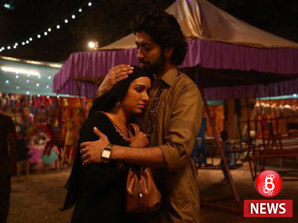 'Haseena Parkar': When Shraddha carried Ankur on her shoulders
