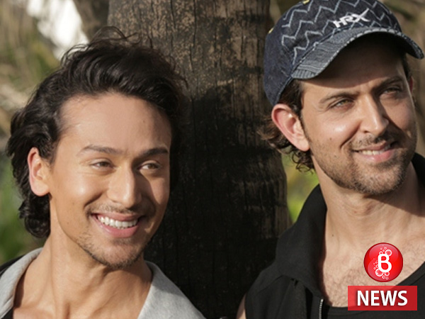 OMG! Hrithik Roshan and Tiger Shroff team up for YRF's next