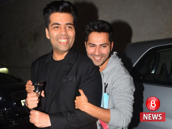 Varun: Who all has Karan Johar launched? Star kids only, right?