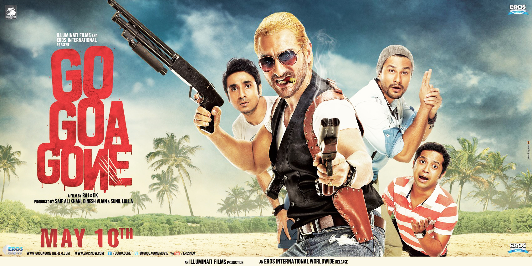 'Go Goa Gone'