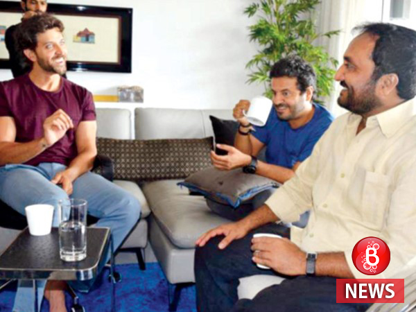 Anand Kumar: Hrithik Roshan best choice to play my role
