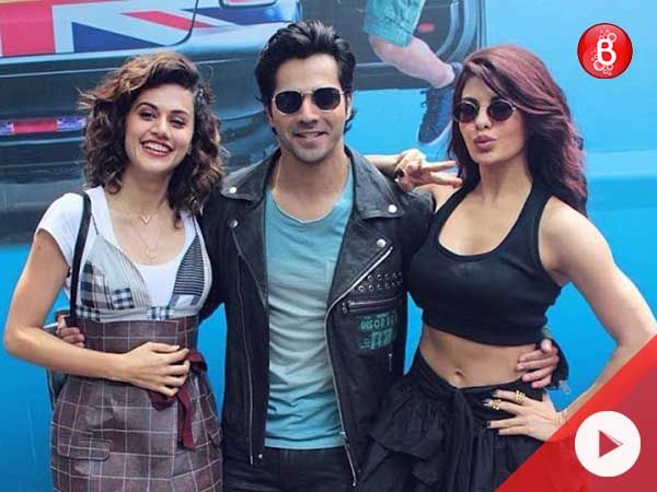 Public Review - 'Judwaa 2' starring Varun Dhawan, Jacqueline Fernandez and Taapsee Pannu