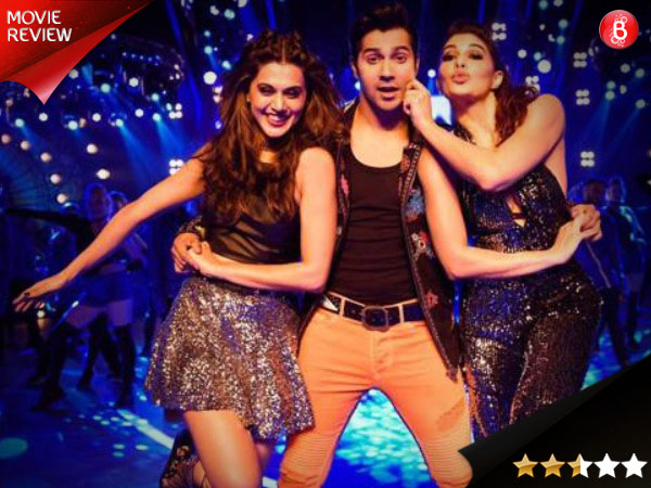 Judwaa 2 movie review: A regular spun-sugar film with flawed comedy