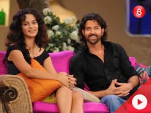 Kangana on Hrithik: He prepped for two years to put me behind bars