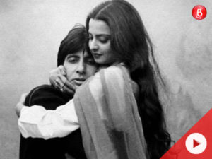 Watch: Big B and Rekha's alleged love story, in a nutshell