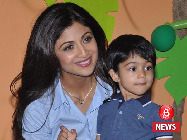 Shilpa Shetty Kundra: It would be wrong to force my dream on my son
