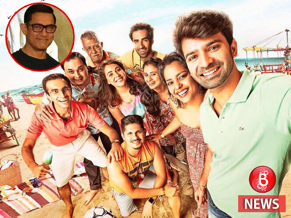Aamir Khan is all praises for movie 'Tu Hai Mera Sunday'