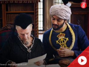 The Short Talk: Ali Fazal talks about the experience of working with Judi Dench