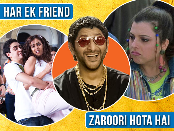 Confused to desperate, silent to violent: Types of best friends Bollywood exposed us to!