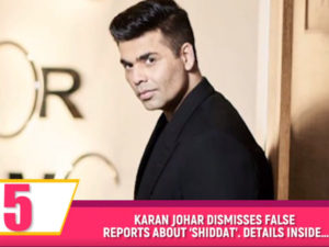 Karan Johar makes a big announcement about his next. Watch Bubble Bulletin