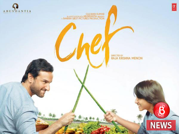 New poster of 'Chef' is all about smiles and food