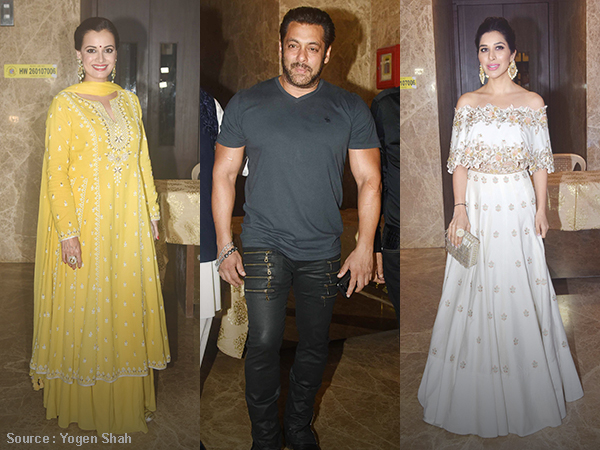 5 best dressed Bollywood celebs from Ramesh Taurani's Diwali party!
