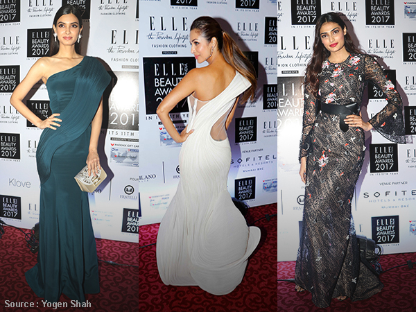 Meet the fashion hits and misses from Elle Beauty Awards 2017!