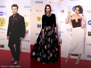 Bollywood stars at MAMI 2017