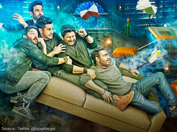 Did you know? 3 out of 4 'Golmaal' films had a competition at the box office!