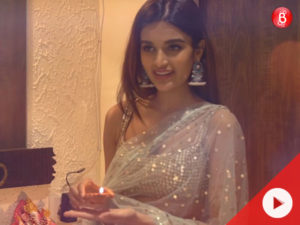 B-Town celebs have something to share with you this Diwali! Watch video