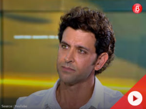 'I have just had enough', says Hrithik on the Kangana controversy. Video Inside