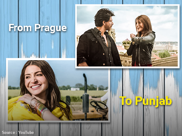 From Prague to Punjab, 'Jab Harry Met Sejal' took us on a great tour