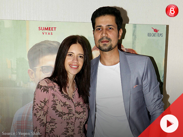 Watch: Kalki Koechlin, Sumeet Vyas and others at special screening of 'Ribbon'