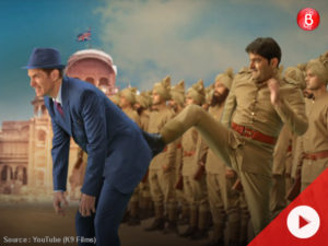 Kapil Sharma is back in action, 'Firangi' motion poster looks interesting