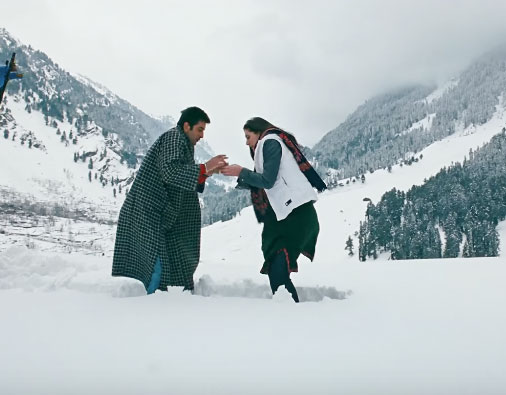 'Katiya Karoon' at Betaab Valley