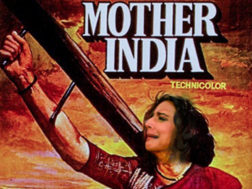 Mother India remake poster