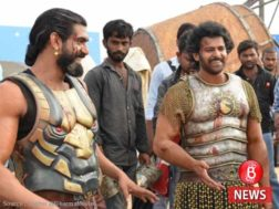 Prabhas and Rana Daggubati