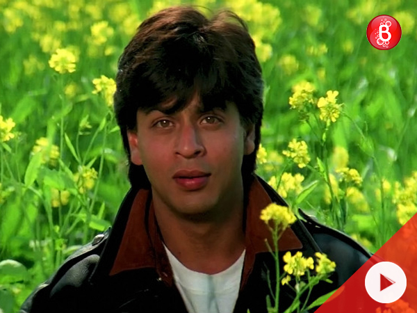 Shah Rukh Khan wasn't the first choice for Raj in DDLJ...