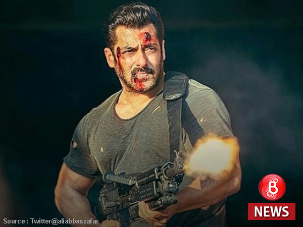 Tiger Zinda Hai : Salman Khan fired 5000 bullets in three days for this shot