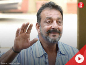 Watch: Sanjay Dutt's important question to the reporters