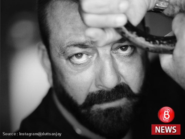 Sanjay Dutt meets Indian Army, calls them the 'real heroes'