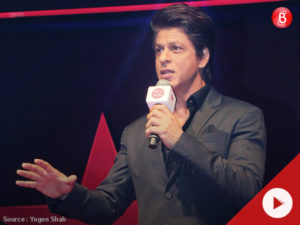 WATCH: SRK speaks on competition with Salman and Akshay
